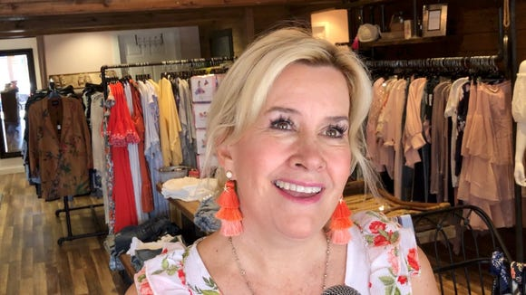 Crystal Rose, the owner of the Crystal Rose Island Therapy shop, wants to see more storage on the next iPhone