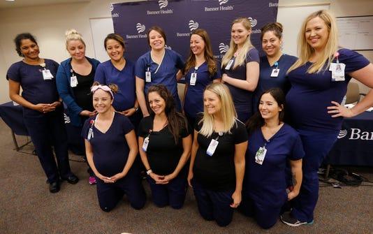 Ap Pregnant Nurses A Usa Az