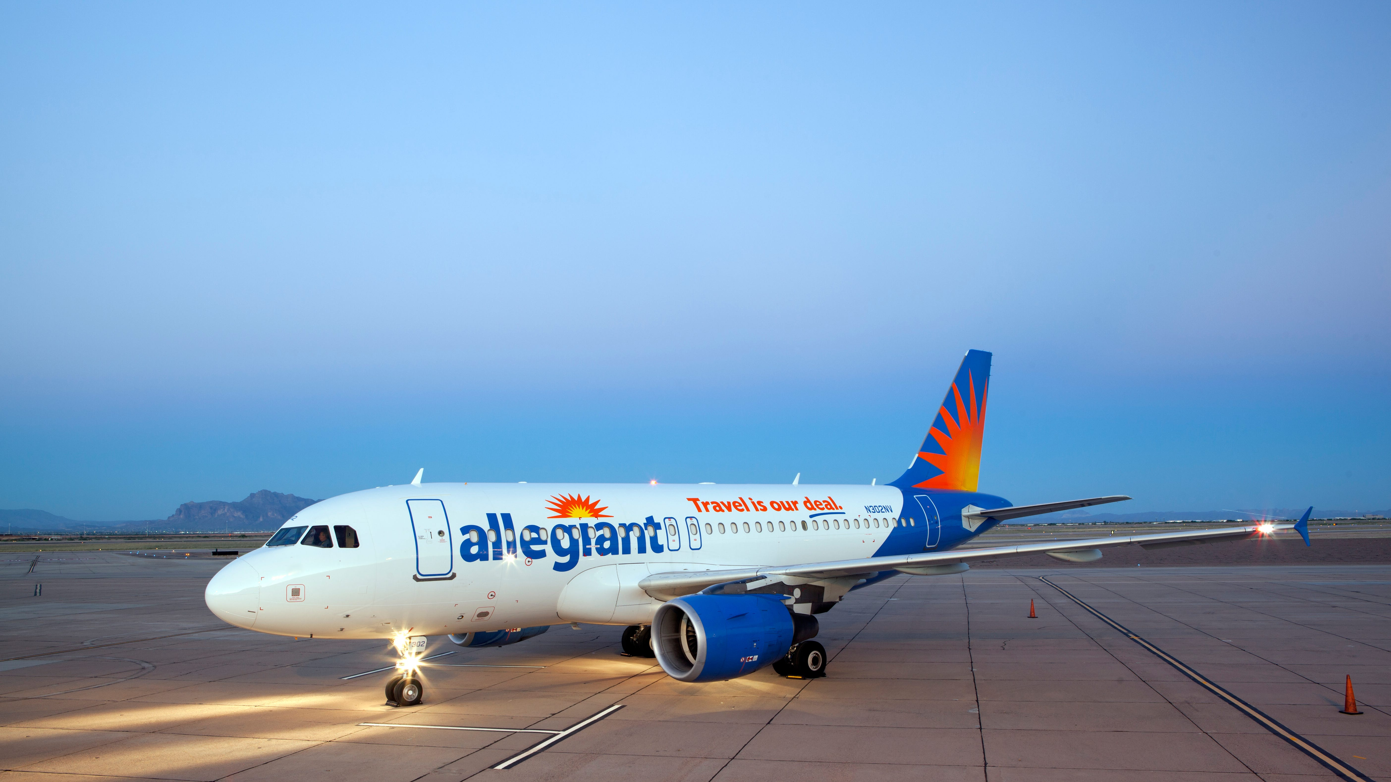 Allegiant Air fined $225,000 for keeping planes too hot during tarmac delays