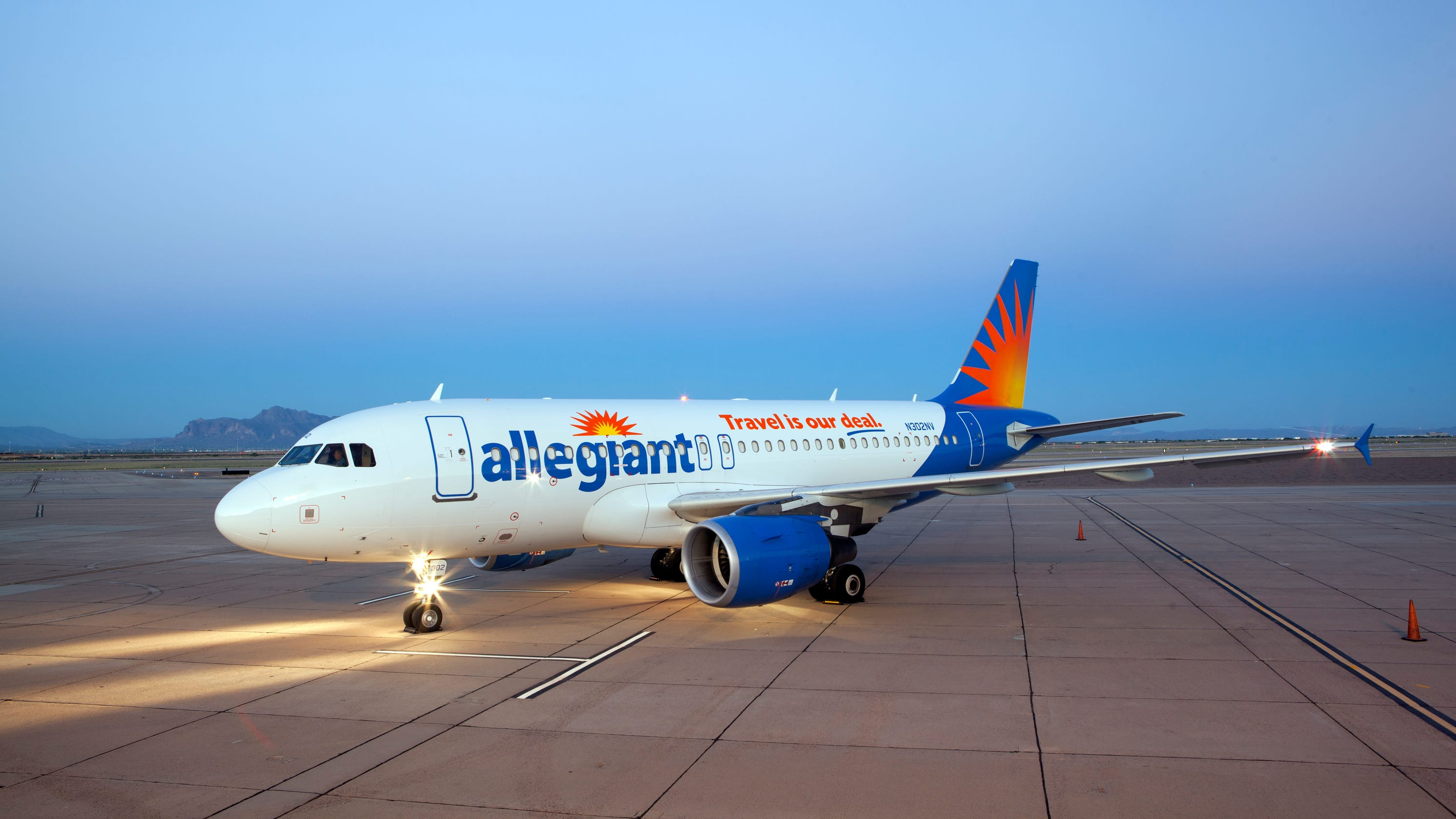 Allegiant Air New Routes Include Sarasota New Orleans