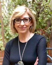 Author Christina Dalcher.