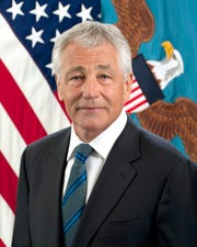 Former Defense Secretary Chuck Hagel