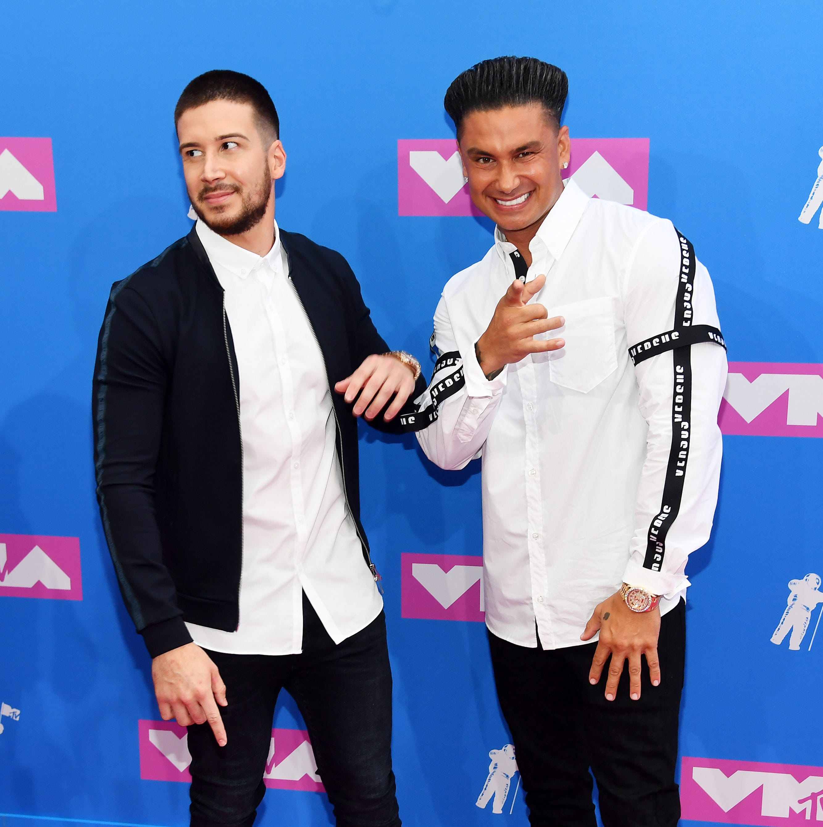 Jersey Shore's DJ Pauly D and Vinny's 'Double Shot at Love' on MTV: The Jersey connection