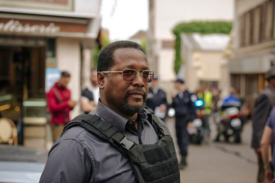 Wendell Pierce stars as James Greer, a CIA group chief who's run afoul of management.