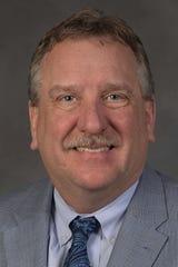 Illinois farmer Brian Duncan