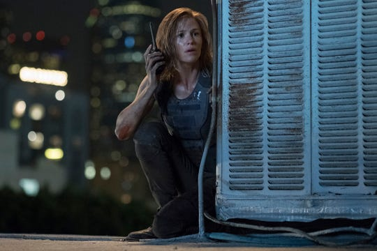 """After waking up from a coma, a woman (Jennifer Garner) turns vigilante to avenge her murdered husband and daughter in the action film """"Peppermint"""" (Sept. 7)."""
