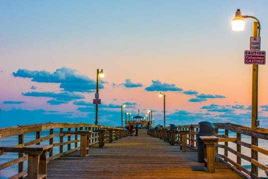 For the next 60 days or so, Myrtle Beach's 60 miles of beaches boast the best temps and experiences of the South.