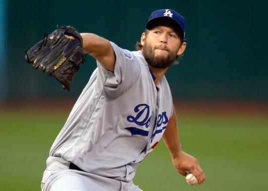 Usp Mlb Los Angeles Dodgers At Oakland Athletics S Bba Oak Lad Usa Ca