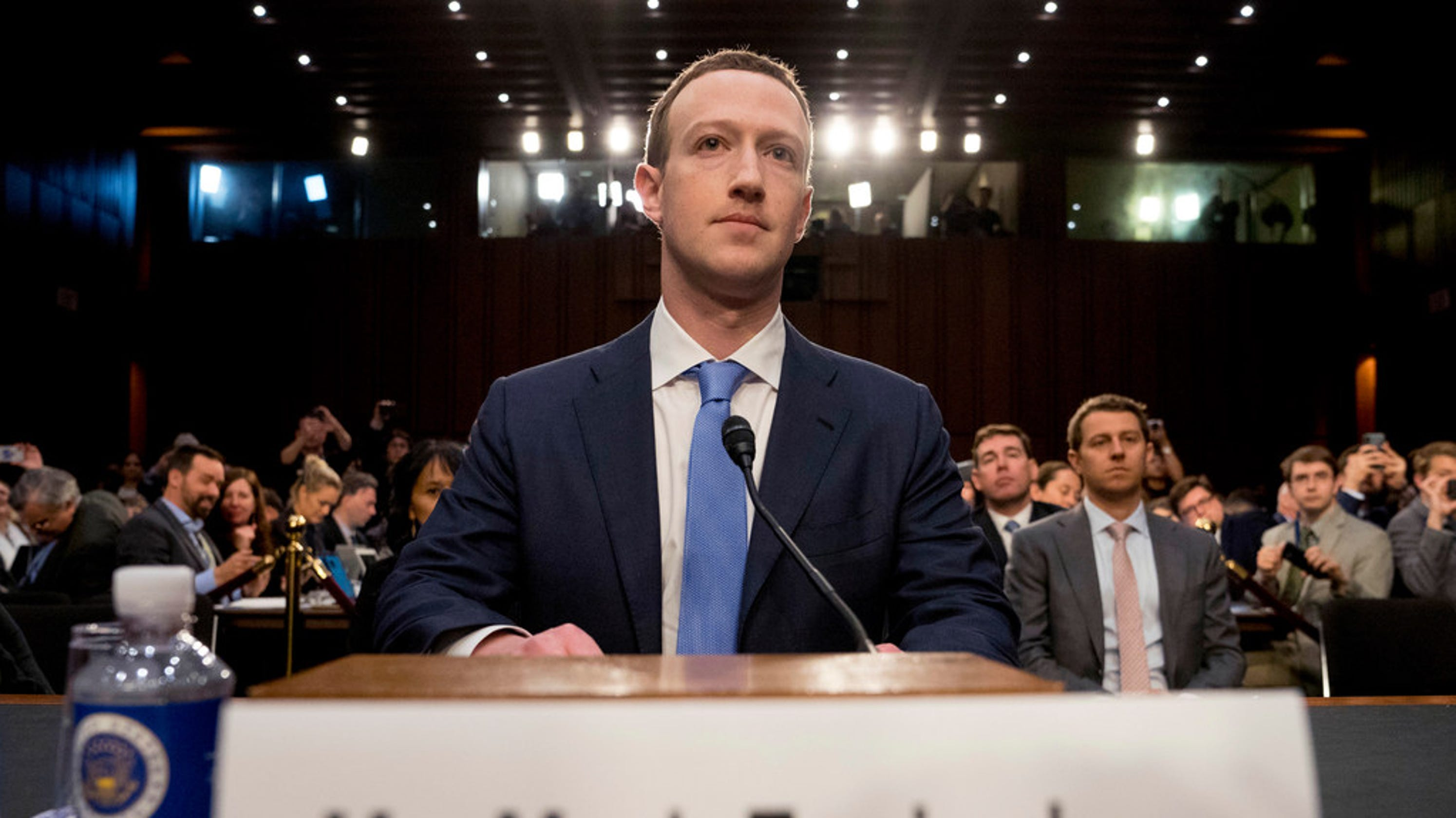 Facebook's Mark Zuckerberg could be held accountable by FTC