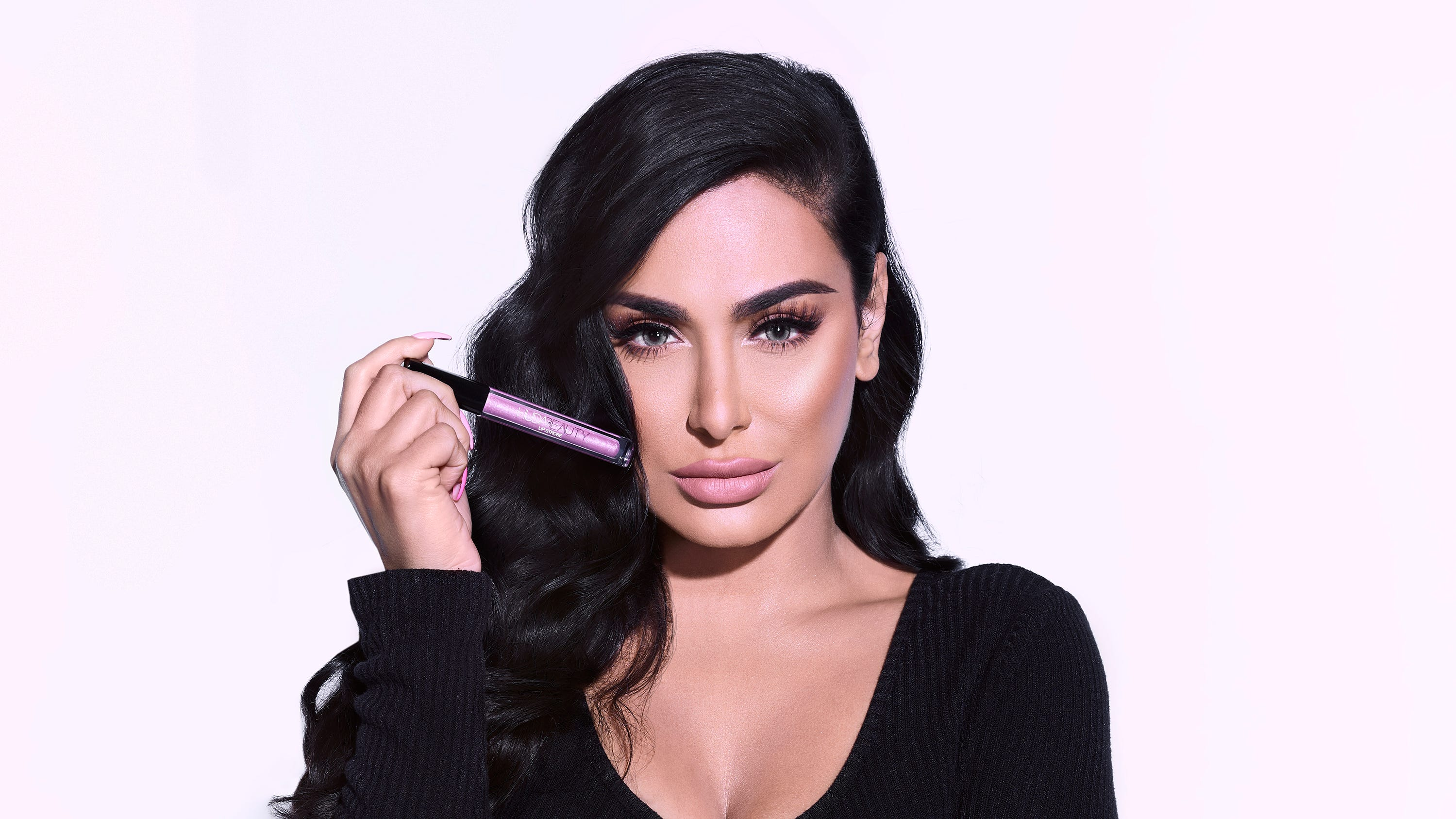 Makeup artist and founder of the billion-dollar brand Huda Beauty Huda Kattan has transformed a beauty blog and YouTube channel into a thriving career and business.