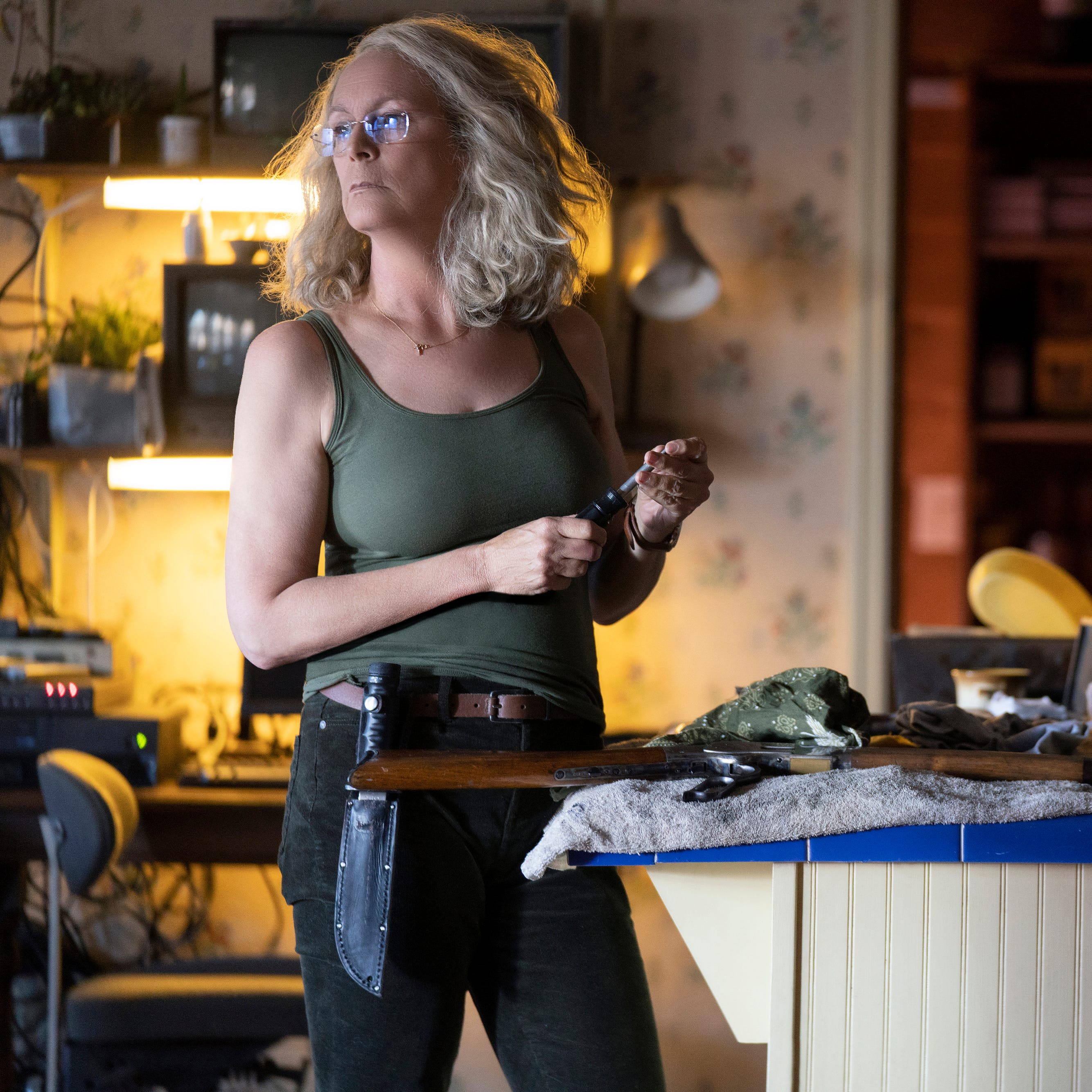 Review: Jamie Lee Curtis' rage fuels a worthy new 'Halloween' revamp with depth
