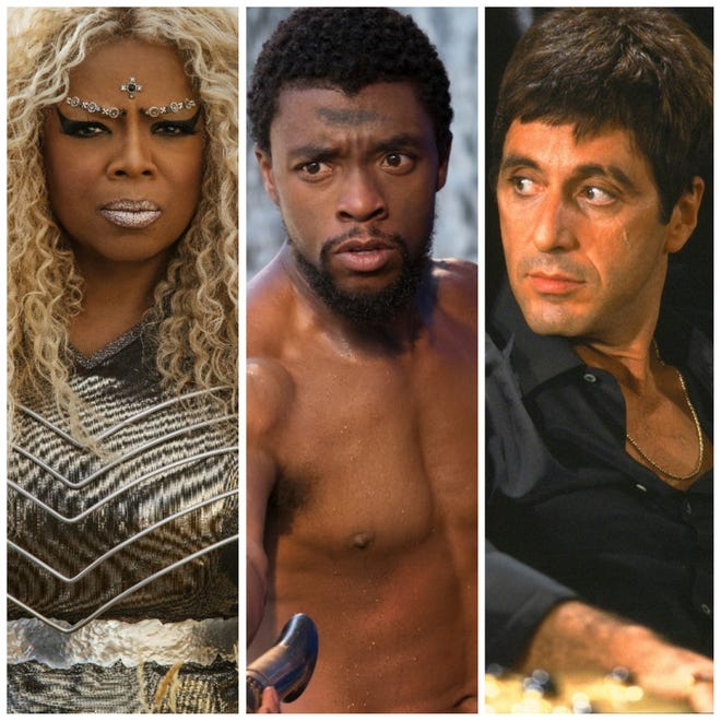 'A Wrinkle in Time,' 'Black Panther' and 'Scarface' are a few of the titles being added to Netflix in September.