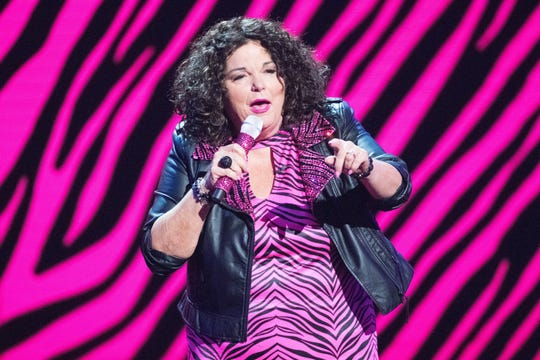 Comedian Vicki Barbolak will be at Funny Bone Comedy Club Nov. 1-3.