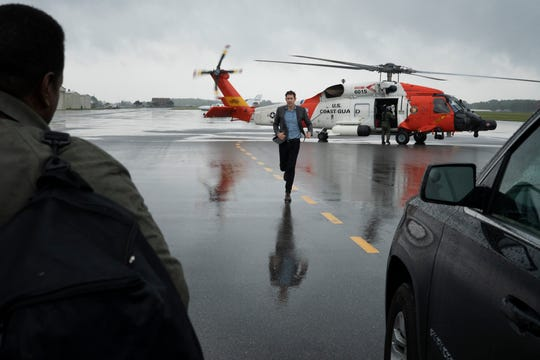 One helicopter ride takes Jack Ryan (John Krasinski) on the road from mild-mannered CIA analyst to globe-trotting hero.
