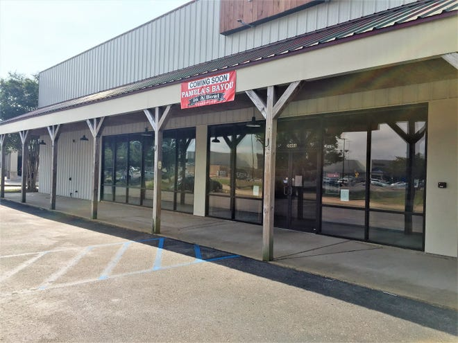 Pamela's Bayou in a Bowl will open a second restaurant in this building on North Mall Drive.