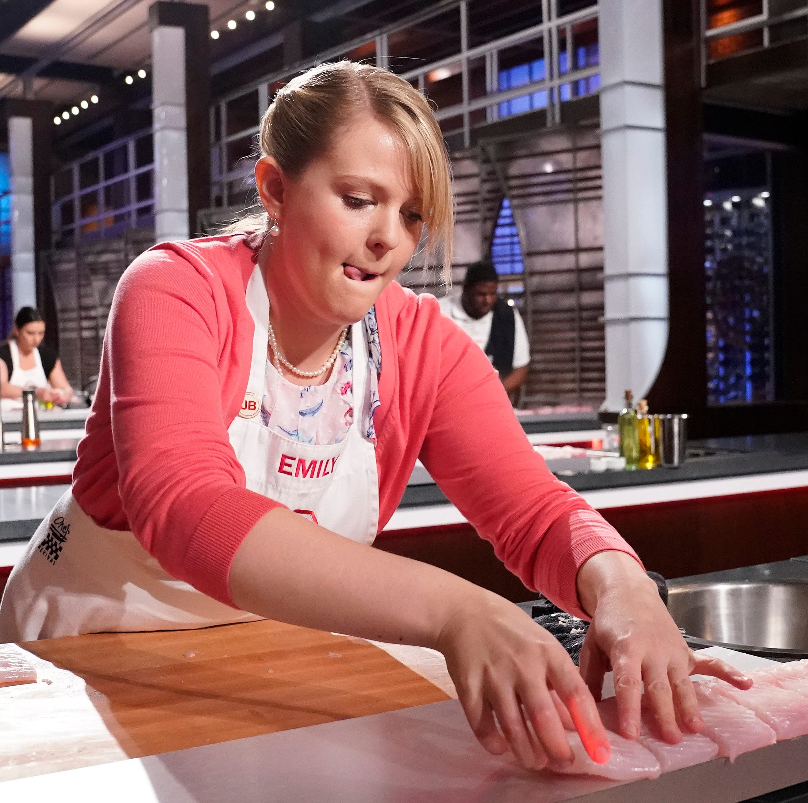 Emily Hallock will cook, talk 'MasterChef' at Neenah High School