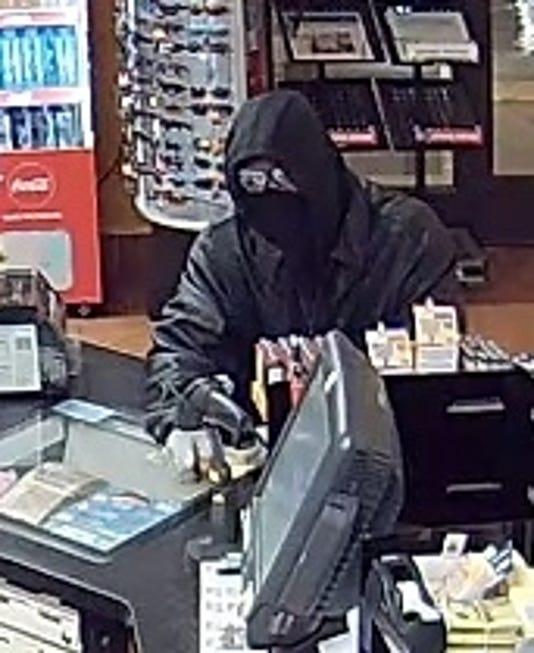 Moto Mart Robbery
