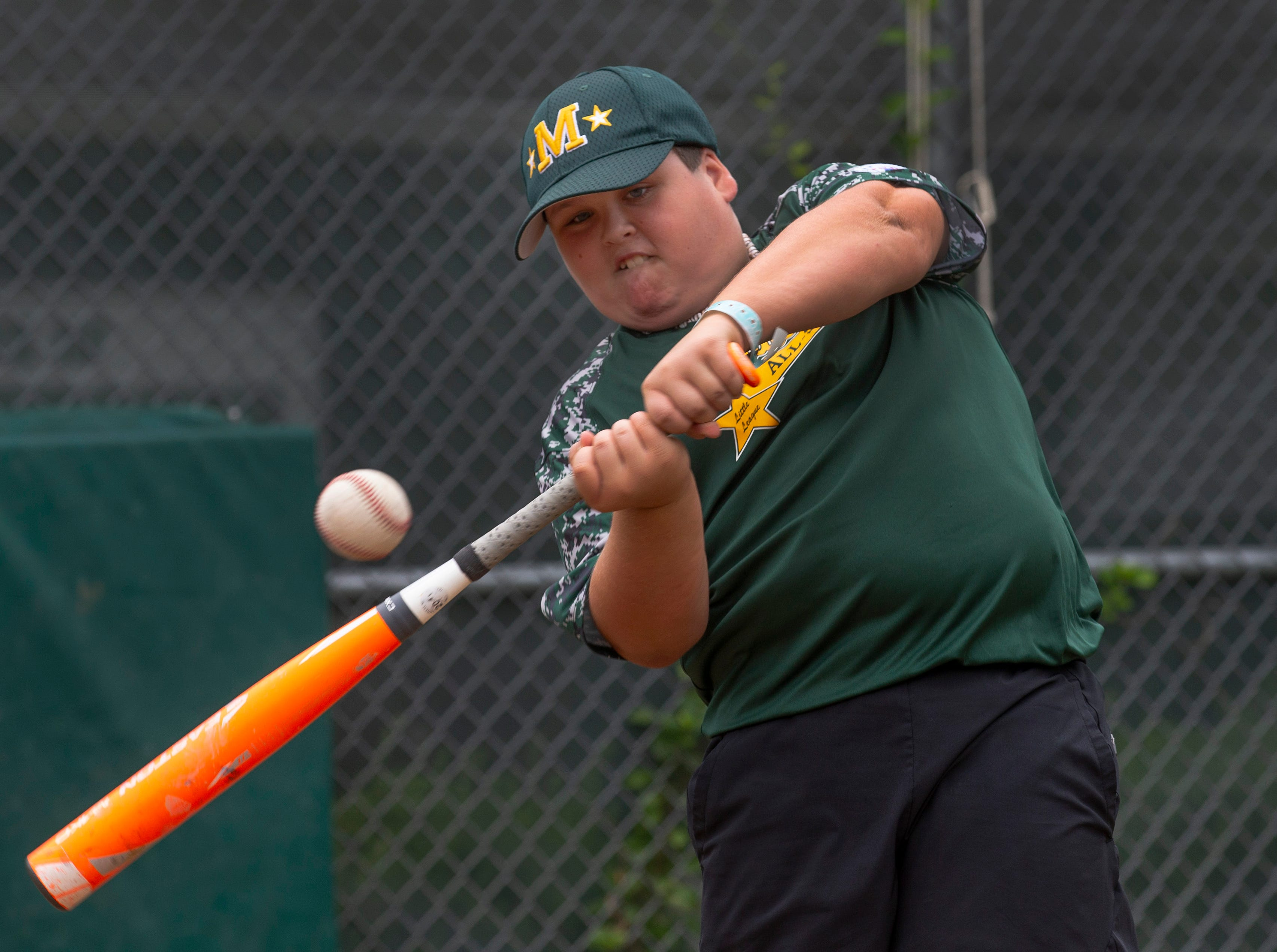 Little League star Big Al doesn't want to stop hitting dingers