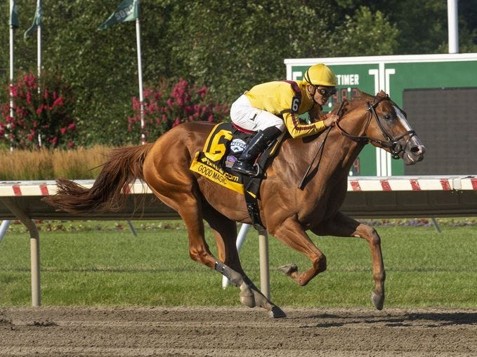 Travers Stakes 2018 predictions: Can filly Wonder Gadot will beat the boys?