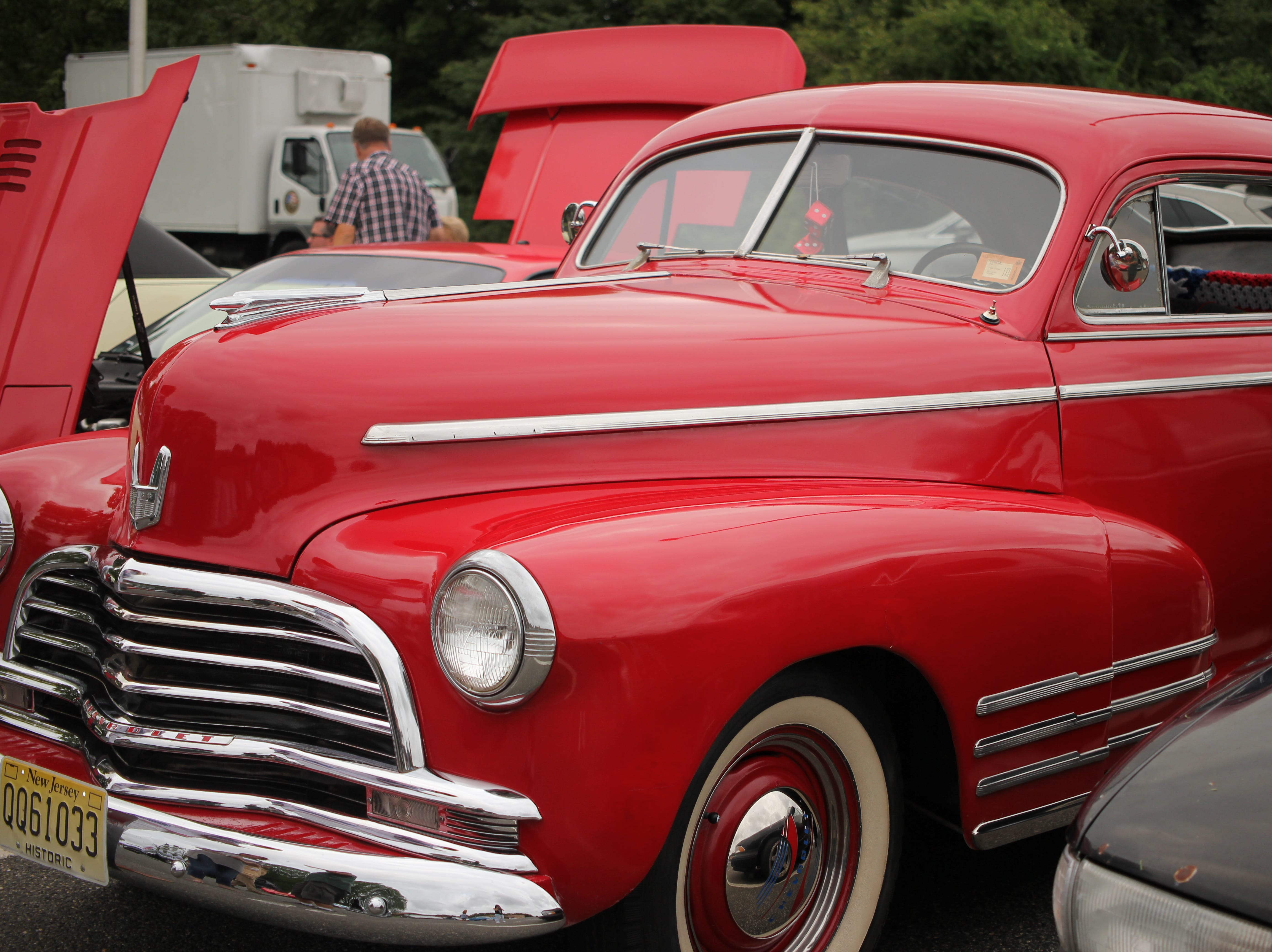 1946 Chevrolet Fleetline, owned by Sal Friscia of Manalapan