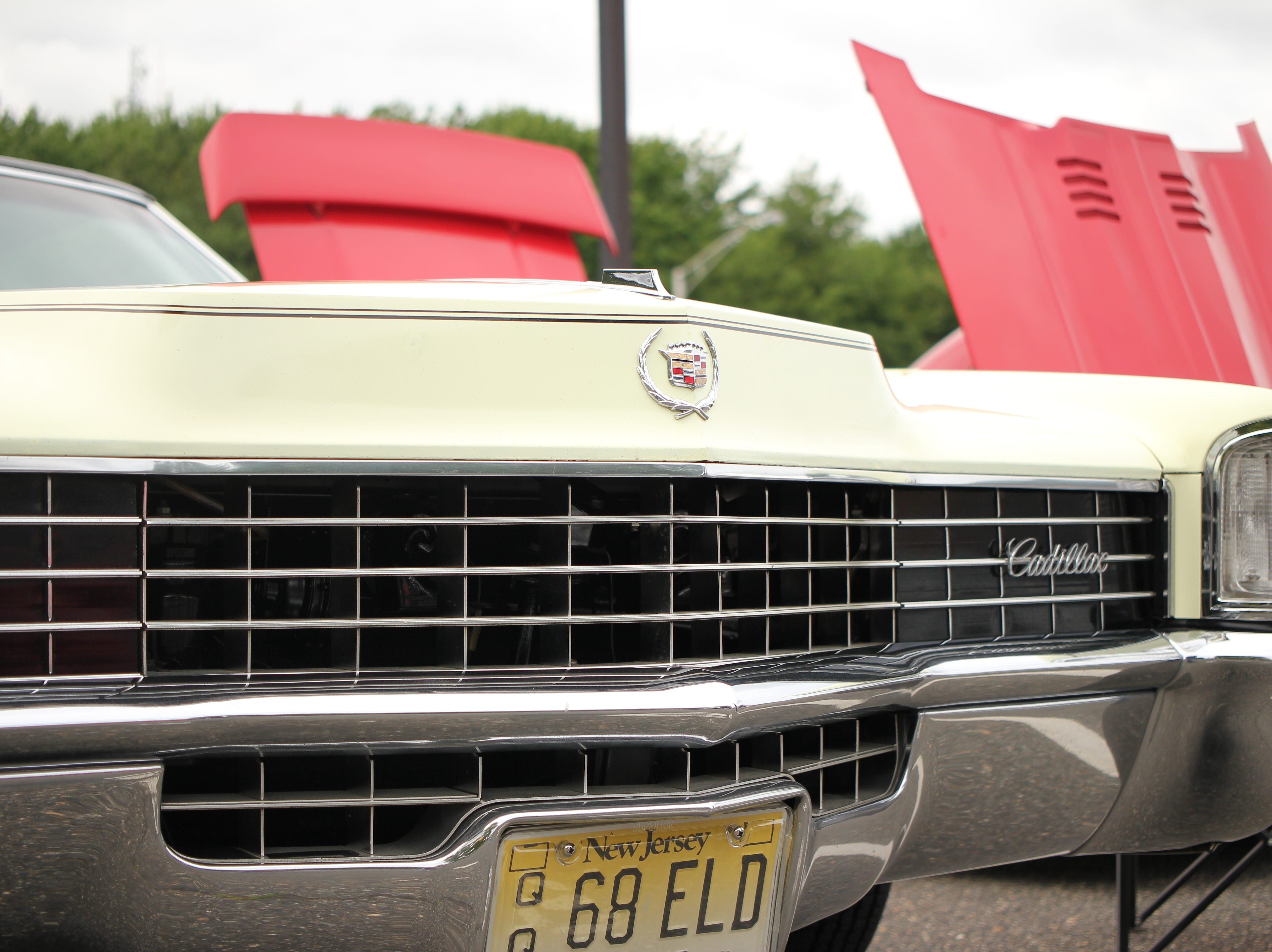 A Cadillac Coupe de Ville