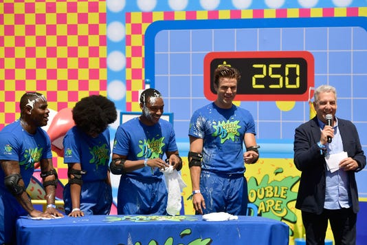 Double Dare Presented By Mtn Dew Kickstart At Comedy Central Presents Clusterfest
