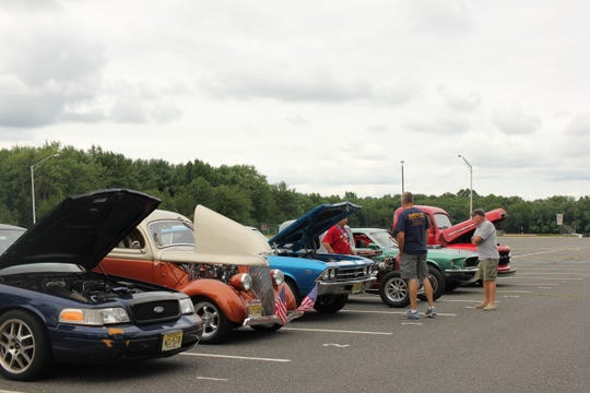 Manalapan-Englishtown Community Alliance to Prevent Alcoholism and Drug Abuse drew well over 100 car aficionados to the Project ZERO car show Monday, Aug. 20.