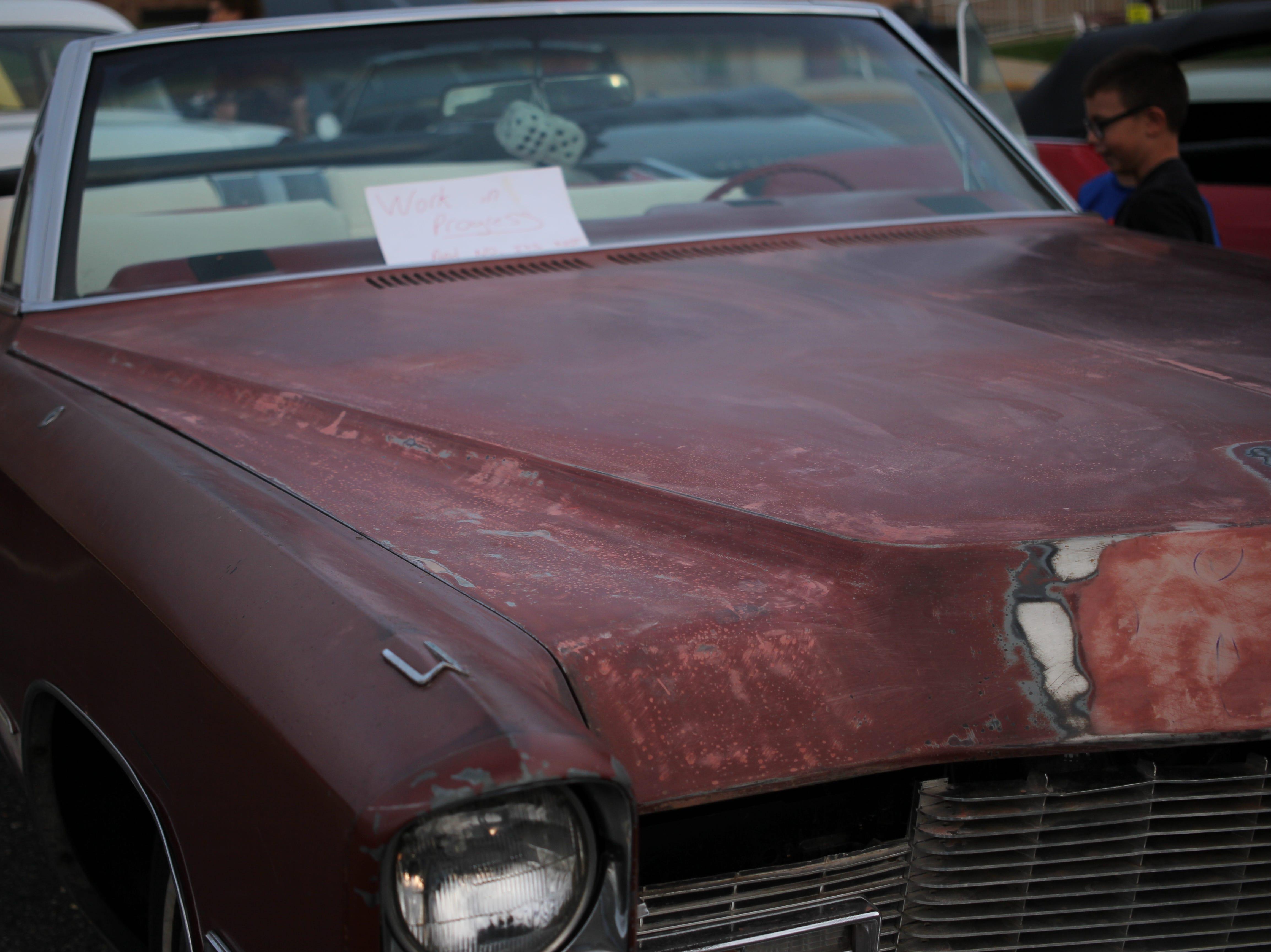 1968 Cadillac Coupe de Ville