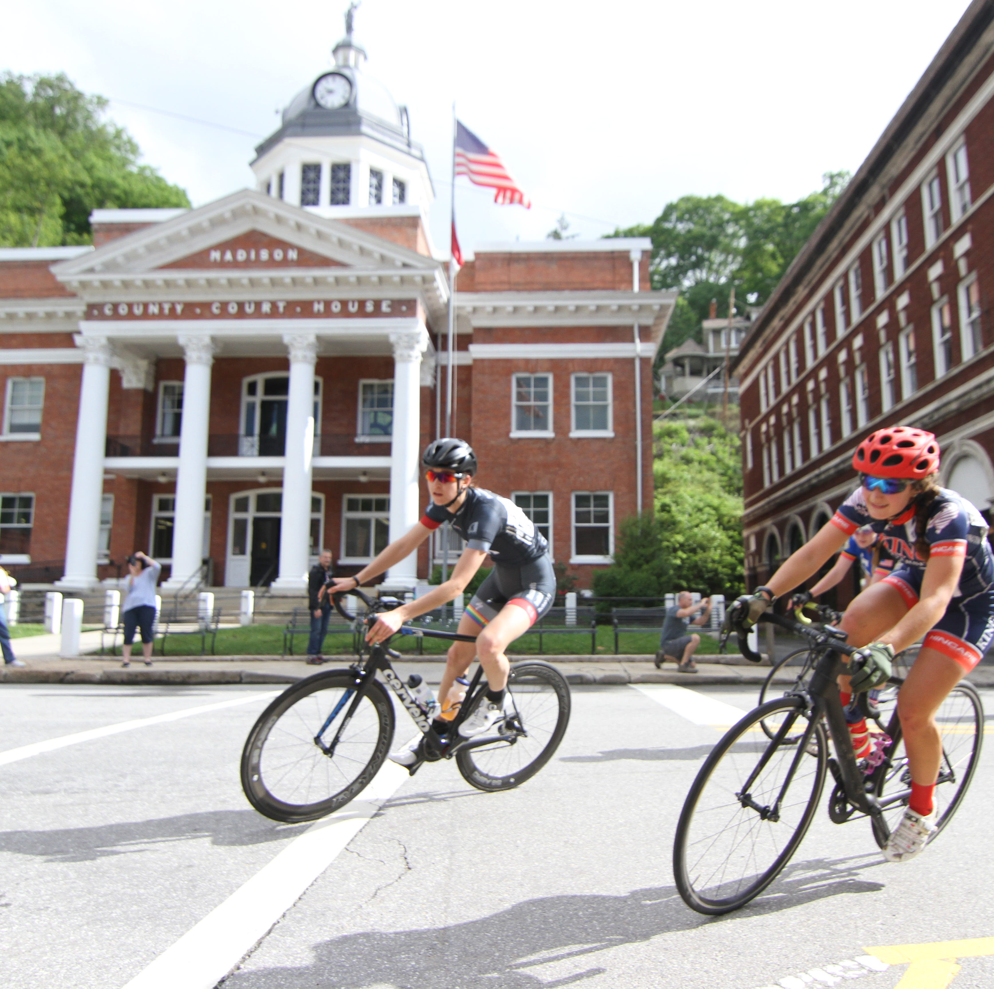 Plans take shape to host annual mountain cycling event in Marshall