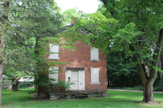 373 Riverside is considered the oldest home in Battle Creek.