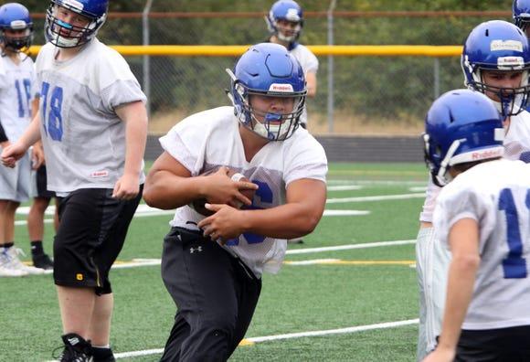 North Mason High School football