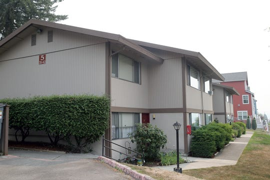 The Hillside Apartments in Poulsbo on Tuesday.