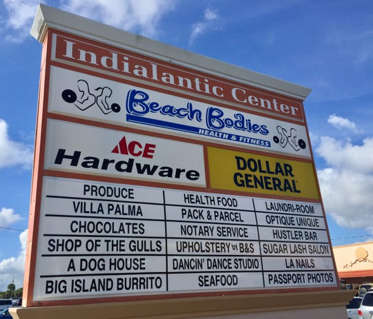 A grocery store is slated for construction just south of the Indialantic Center shopping plaza on State Road A1A.