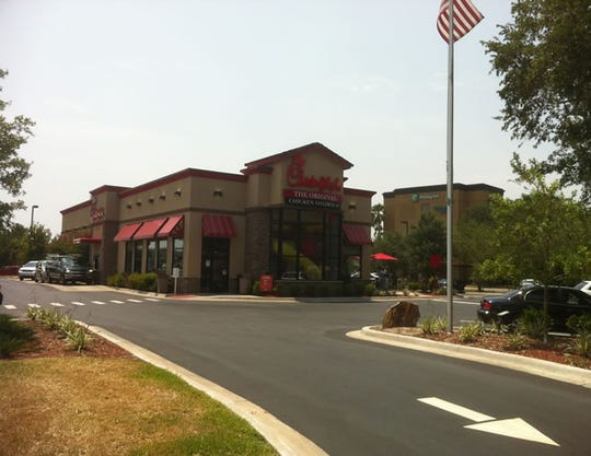 It's not all that expensive, relatively speaking, to open a Chick-fil-A restaurant but it is difficult to get selected as the company gets more than 20,000 applications each year. Less than 1 percent get selected.