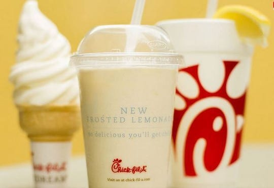 Chick-fil-A squeezes about 300 millions annually for it's lemonade and popular frosted lemonade treats