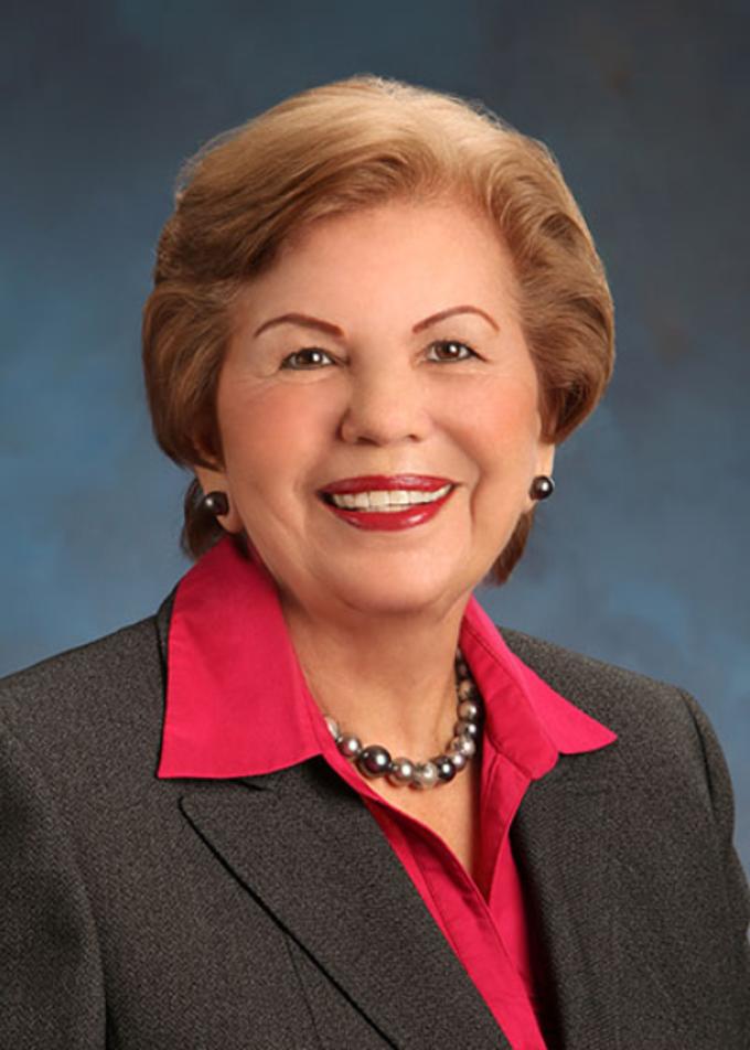Elva Estrada will run for the District 3 seat.