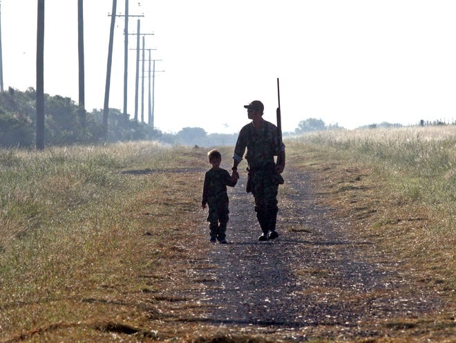 The opening of dove season marks the unofficial beginning of the hunting season and represents a gateway that invites youngsters to engage in a rich heritage.