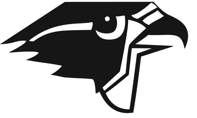 Burlington Township High School logo.