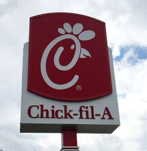 Football fans at Notre Dame stadium will have a new dining option this fall: Chick-Fil-A. Yeah, we're excited too.