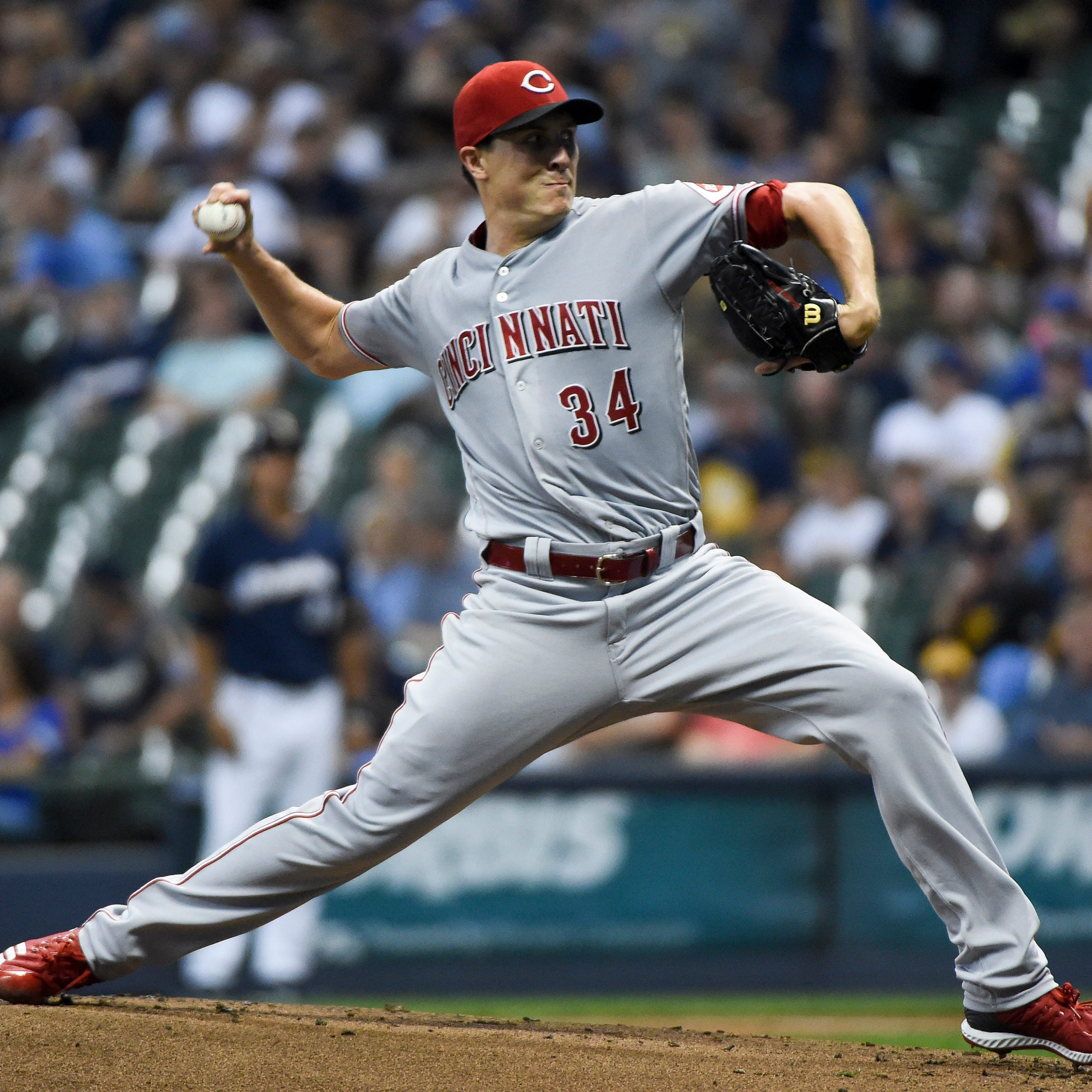 Doc's Morning Line: If/when Reds release Homer Bailey, who will take his spot?