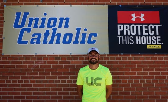 Union Catholic Coach Mike McCabe was named one of N.J's most influential people in high school sports by NJ.com.