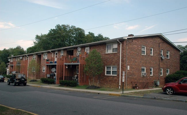 Colletti Terrace Apartments in Jamesburg
