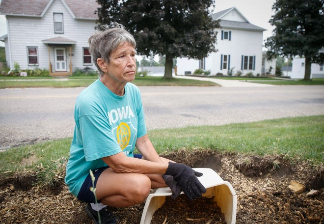 Barb Schwiebert of Brooklyn said she it'll take time for the community to heal again following the disappearance of Mollie Tibbetts. On Tuesday, Aug. 21, law enforcement officials found a body in a rural area miles away from Brooklyn, and believe it to be that of Tibbetts.