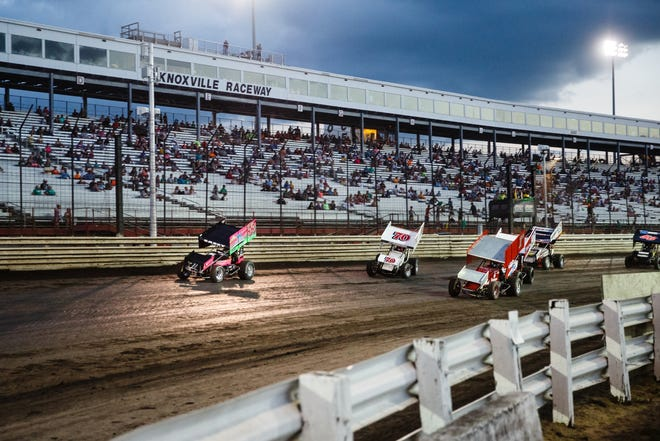 Iowa's Knoxville Raceway has made its way onto NASCAR's Truck Series schedule for 2021.