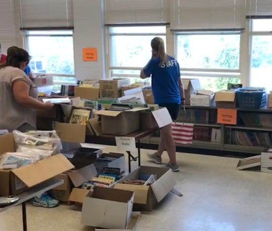 The Teacher Re-Store in Davenport collects donated classroom items for new teachers.