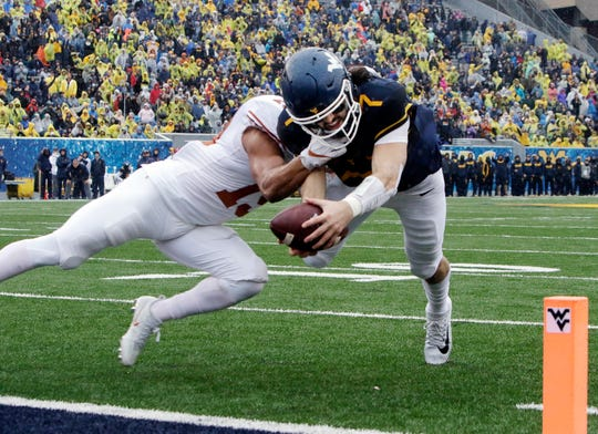 No. 23 West Virginia | 2017 record: 7-6 | AP ranking: 17 | The buzz: Quarterback Will Grier currently is a 15-1 pick for the Heisman Trophy this season. Will he get early resume boosters from Tennessee and Youngstown State?