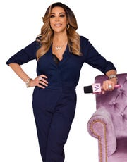 Wendy Williams poses in a promotional image for her 10-city tour.