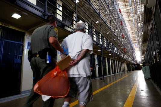 Pace Of Executions In California May Be Up To Gov Jerry Brown