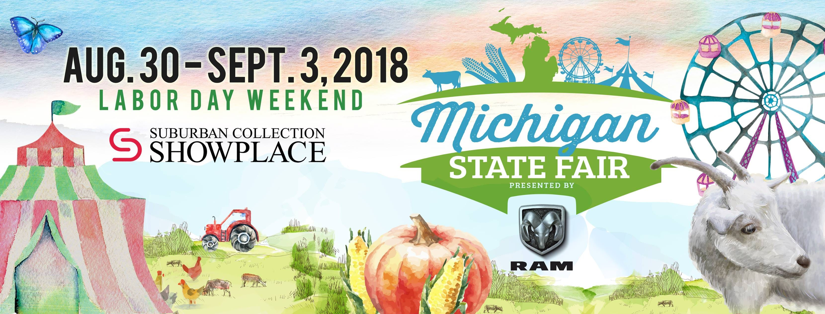 August 2018 michigan only sweepstakes