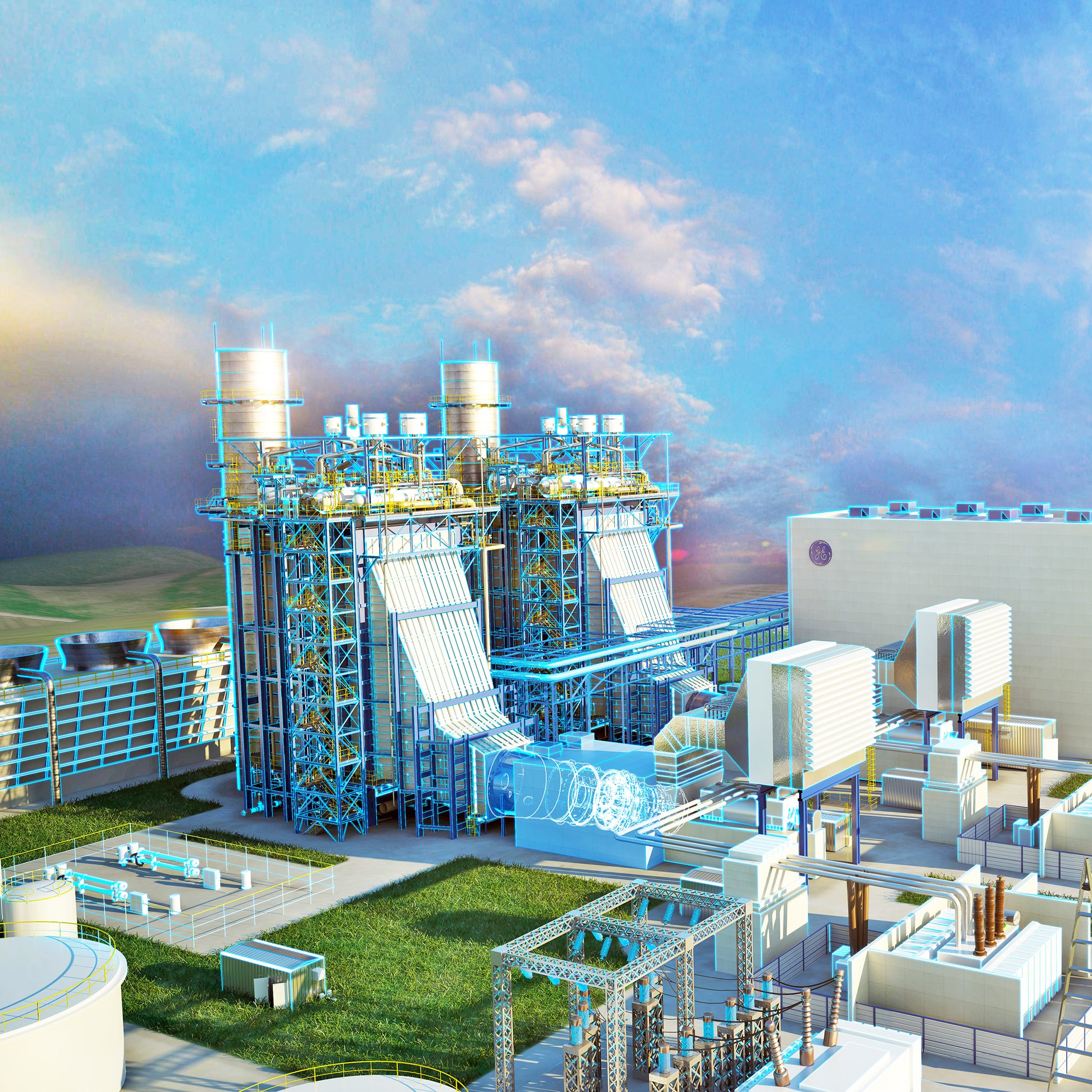 DTE breaks ground on St. Clair Co. power plant